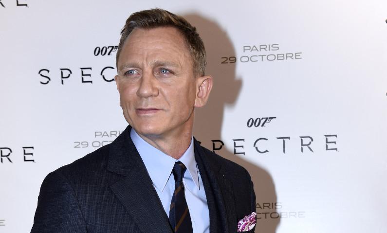 Atual 007, Daniel Craig (MIGUEL MEDINA/AFP/Getty Images)
