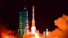 Laboratório espacial chinês Tiangong-2 cai no Pacífico Sul