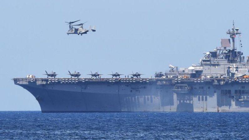 Comandante do Indo-Pacífico dos EUA: China está atacando regras da ordem internacional