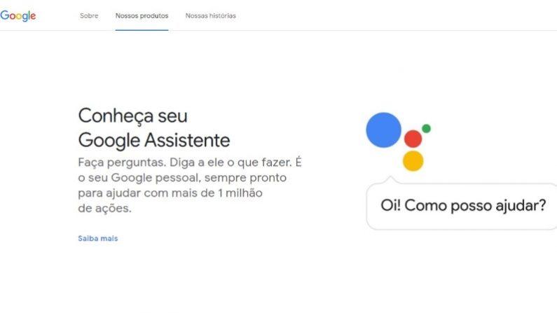 Google admite que escuta conversas de usuários com assistente virtual