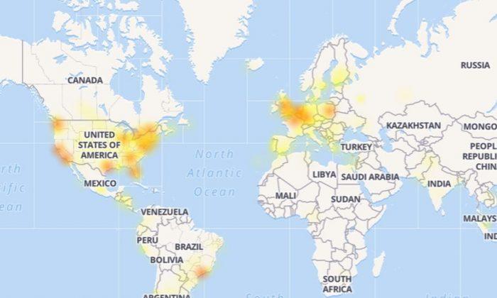 Facebook e Instagram apresentam problemas em todo o mundo
