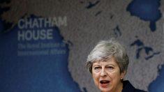 Primeira-ministra do Reino Unido reafirma compromisso com declaração conjunta sino-britânica em último discurso