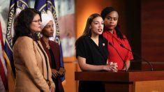 """Trump diz que as quatro congressistas democratas deveriam """"pedir desculpas aos EUA"""""""