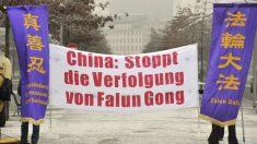 Alemanha condena 20 anos de perseguição ao Falun Gong na China