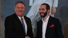 """El Salvador para EUA: """"Nós não queremos dinheiro"""""""