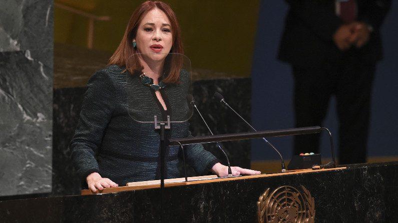 Espinosa defende fortalecimento do multilateralismo e do papel da ONU