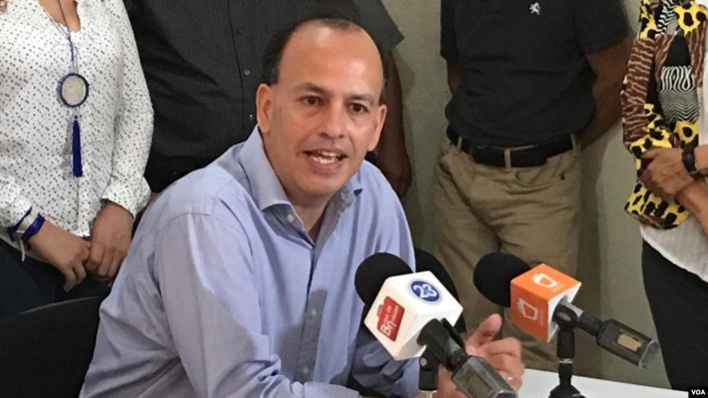 Presidente da Câmara das Indústrias da Nicarágua, Sérgio Maltez, alertou que o setor não resiste a maiores aumentos em suas contribuições para o Estado (VOA)