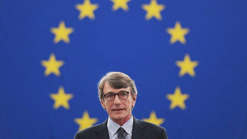 David Sassoli, democrata italiano, é eleito presidente do Parlamento Europeu