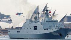 Austrália rastreia navio de guerra chinês rumo aos exercícios militares entre EUA e Austrália