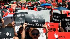 Hong Kong amplia o maior desafio da China – Taiwan