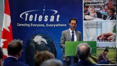 Canadá investe US$ 85 milhões em satélites avançados para conectar regiões rurais remotas