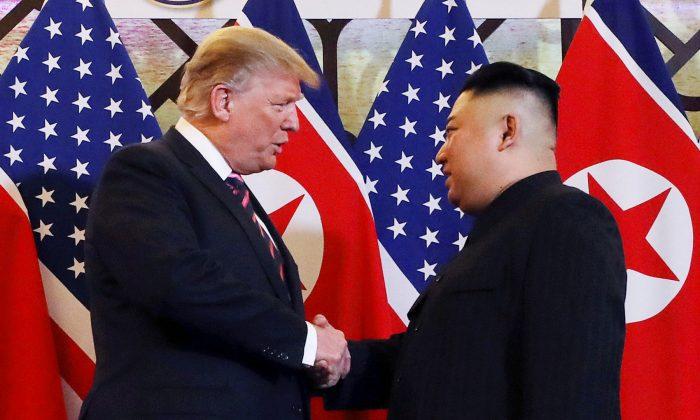Coreia do Norte considera desnecessário retomar diálogo com os EUA