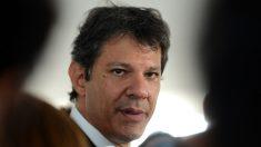 Haddad é condenado por caixa 2 em campanha para prefeitura de SP