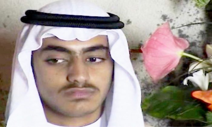 Morre filho de Osama bin Laden, Hamza