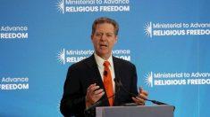 Embaixador para Liberdade Religiosa Internacional dos EUA condena no Twitter perseguição ao Falun Gong na China