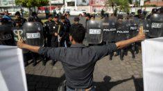 Médicos da Nicarágua protestam contra Ortega apesar de operativo policial