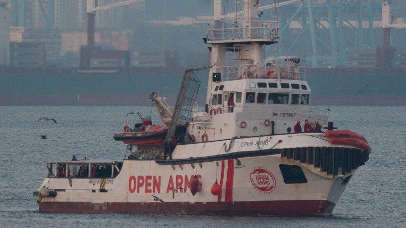 Matteo Salvini garante que não abrirá portos da Itália ao navio da Open Arms