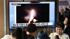 Coreia do Norte afirma que testou novo sistema de lançamento de foguetes