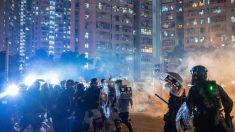 Ataques da máfia e confrontos após greve se intensificam em Hong Kong