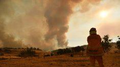 Três bombeiros dos EUA morrem em queda de avião na Austrália
