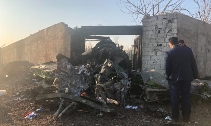 Irã anuncia 'derrubada não intencional' de avião ucraniano
