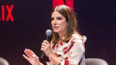 Sandra Bullock pede aos pais: 'Não diga meus filhos adotivos, diga meus filhos'