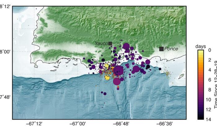 500 terremotos atingem Porto Rico em 15 dias, Serviço Geológico alerta que há mais a caminho