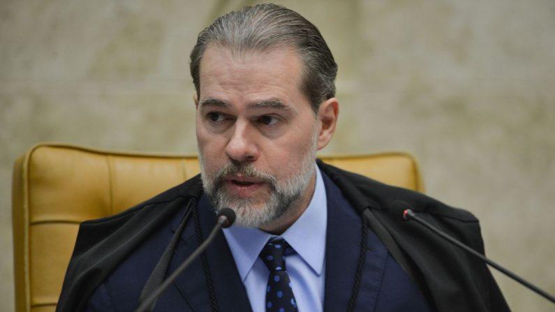 Toffoli defende oito anos de inelegibilidade para juízes e promotores
