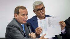 Temendo agressões de coletivos chavistas, deputados venezuelanos desistem de sessão no parlamento