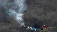Kobe Bryant e filha morrem em acidente de helicóptero na Califórnia