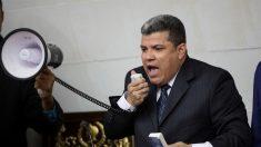 Regime de Maduro repudia sanções dos EUA contra Luis Parra