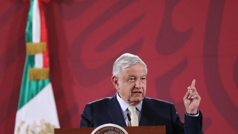 """Agenda Socialista: López Obrador defende criação na América Latina de """"algo semelhante"""" à UE"""