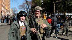 Manifestação pró-armas na Virgínia termina sem violência