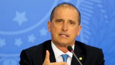 Renan Calheiros ameaça prender Onyx Lorenzoni