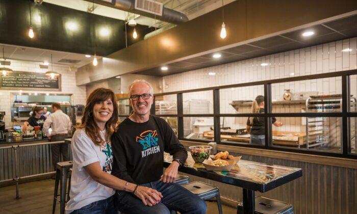 Este restaurante e padaria dos EUA oferece uma segunda chance para ex-dependentes químicos