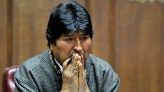 Evo Morales define pedido de prisão contra ele por terrorismo como