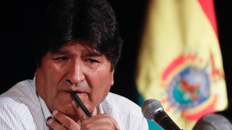 Bolívia: Ministério Público abre processo criminal contra Evo Morales por fraude eleitoral