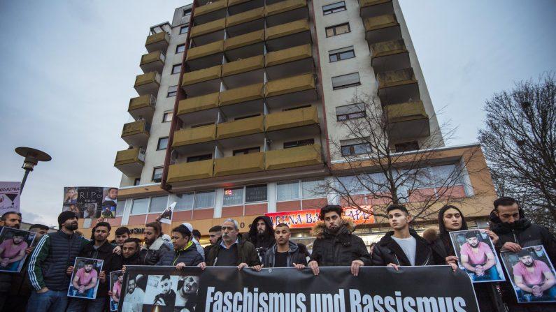 Alemanha: assassino em massa tinha motivo racista, segundo autoridades