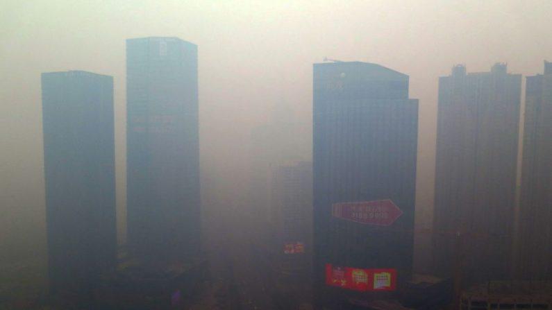 Estudos indicam uma ligação entre altos níveis de poluição na China e o coronavírus