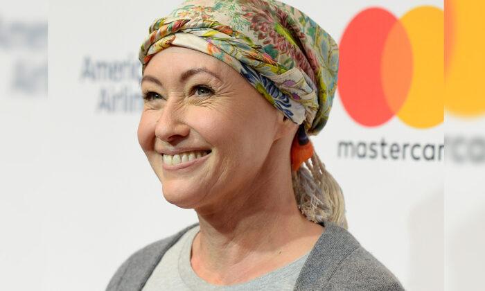 Atriz de 'Barrados no Baile' Shannen Doherty encontra esperança em meio a diagnóstico devastador de câncer