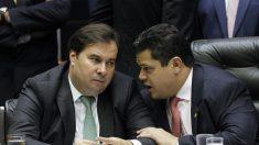 Supremo faz política para beneficiar Rodrigo Maia e Davi Alcolumbre