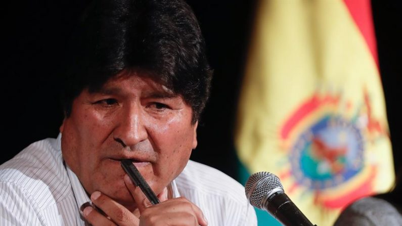 Governo interino da Bolívia nega perseguição política contra Evo Morales