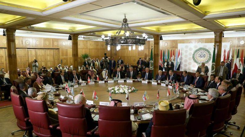 Liga Árabe rejeita plano de Trump por não atender a aspirações palestinas