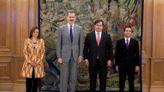 Em visita à Espanha, Rodrigo Maia é recebido pelo rei Felipe VI