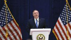 """Pompeo avisa que acordo entre EUA e talibãs """"é só o início"""""""