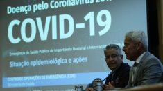 MPF: Saúde tem 72h para explicar mudança na divulgação de mortes por coronavírus