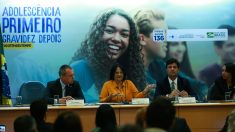 Governo lança campanha para reduzir gravidez na adolescência