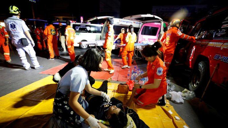 Ataque a tiros deixa 20 mortos em shopping na Tailândia