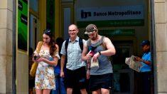 Turismo cubano registra uma queda de 19,6%, com uma queda notável nos visitantes nos EUA