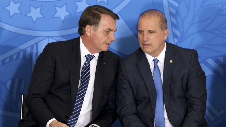 Bolsonaro anuncia trocas na Casa Civil e no Ministério da Cidadania